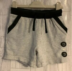 Boys Age 3-4 Years - Summer Jersey Shorts