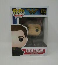 Steve Trevor FUNKO POP Heroes Wonder Woman MIB NEW #173