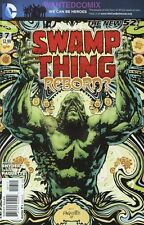 Swamp Thing #7 Dc New 52 Relaunch Comic Book Scott Snyder New 1 First Print