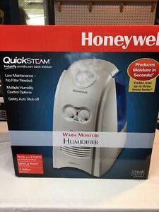 Honeywell Quick Steam Warm Moisture Humidifier HWM-330 New in Sealed Box