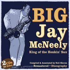 BIG JAY MCNEELY - KING OF THE HONKIN' SAX 2 CD NEU