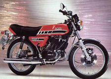 YAMAHA RD200D RD125D 1977 MODELS  FULL PAINTWORK DECAL KIT