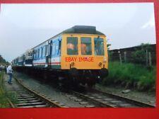 PHOTO  BR DMU NO 289 AT CHINNOR 11/6/88