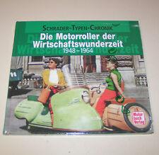 Motorroller der Wirtschaftswunderzeit Vespa, Heinkel, DKW und viele andere!