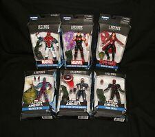 Marvel Legends - Abomination Complete Wave (6 Figures) **BRAND*NEW**SEALED**