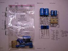 Yamaha CS 50 fuente de alimentación Elko Power Supply caps recapping recap kit Vishay