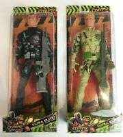 The Corps! Ultra Elite 10 Inch 26.5cm Poseable Figures Skarr and John Eagle