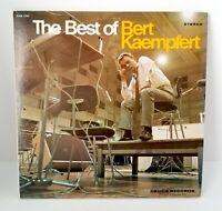 BERT KAEMPFERT - THE BEST OF BERT KAEMPERT - VINTAGE VINYL LP