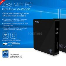 Beelink Z83 Mini PC Windows10 Intel x5-z8350 TV BOX 2G/32G 4K WIFI 1000M BT