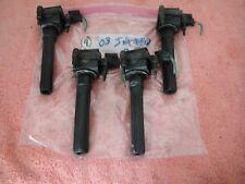 4 used Ignition coils 98-04 Chrysler Intrepid/concord ES 3.5L V6 OEM