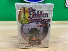Legend of the Five Rings The Hidden Emperor Episode 2 TCG Starter Deck SEALED