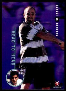 Intrepid Blitz! ATP Tour Tennis (1996) Andre Agassi / Pete Sampras No. 28