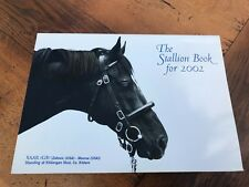 More details for the stallion book for 2002 !  large colourful publication