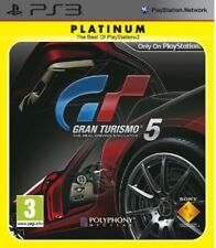 Gran Turismo 5 Sony PlayStation 3 PS3 Brand New SEALED