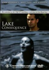 LAKE CONSEQUENCE -  BILLY ZANE - NEW & SEALED REGION 4 DVD