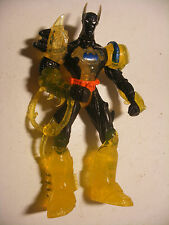 MARVEL DC comics super heros figurine kenner 1999 Batman Translucide 13cm
