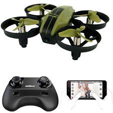 Udi Super Version U46W Wifi Fpv Rc Quadcopter 2.4Ghz Drone Firefly w/ Hd Camera