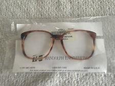 Randolph Engineering Glasses Frames - Tortoise shell
