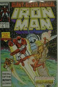 Iron Man ANN #9 DIR - 6.0 FN - 1987