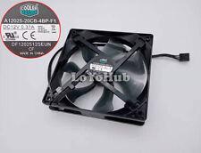 Cooler Master A12025-20CB-4BP-F1 DF1202512SEUN LED 120mm cooling fan 4-Pin 0.37A