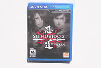 Shinobido 2 Revenge of Zen PS Vita US NTSC in Like New and Complete Condition