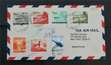 nystamps Haiti Stamp Used Early FDC Cover