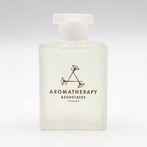 Aromatherapy Associates Support Breathe Bath & Shower Oil 55ml- NEW -Damaged Box