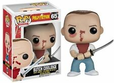 Butch Coolidge Pulp Fiction 65 Bruce Willis Pop Vinyl Figure Vaulted Christmas