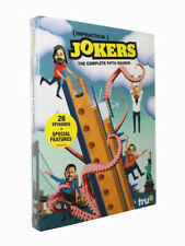 Impractical Jokers: The Complete Fifth Season DVD, 2017 4-Disc Set Free Shipping