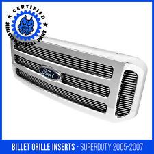Sinister Diesel 05-07 Ford F250/F350 Super Duty/Excursion Billet Grille Inserts