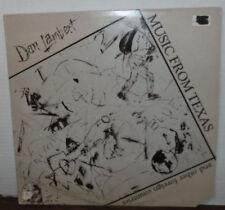 Dan Lambert Music from Texas an other foreign countries vinyl HT916   011318LLE