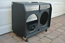 FENDER CYBER-TWIN CABINET ONLY or empty FENDER 2X12 SPEAKER CABINET! #V904