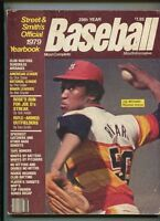 1979 Street & Smith's Offical Yearbook J.R. Richard Houston Astros    MBX105