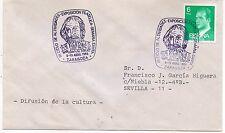 España Exposición Filatelica Semana Santa Zaragoza año 1984 (DA-592)