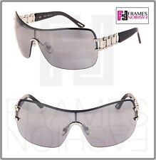 bb3fdc41db CHOPARD Shield Rimless Grey Palladium Mirror SCHA62S Sunglasses A62 Limited