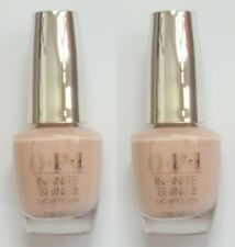(2) Lot of 2 – Opi Don't Ever Stop! Is L70 - Nail Polish Lacquer