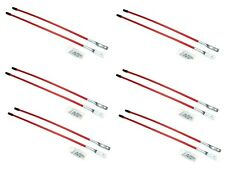 (12) New Universal SNOW PLOW Blade Markers / Guides for Western Snowplows 62265