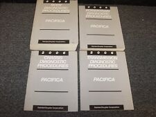 2006 Chrysler Pacifica Shop Service Repair Manual Set Touring Limited 3.5L V6