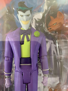 DC Collectable The New Batman Adventures Series The Joker Action Figure  NIB