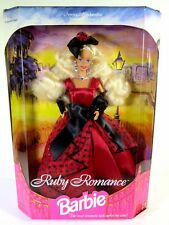 NIB BARBIE DOLL 1995 RUBY ROMANCE