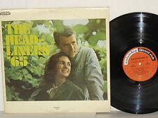THE HEADLINERS '65 Mono Johnny Cash Jimmy Dean Doris Day Patti Page Jerry Vale