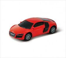 1:72 Die Cast Metal Audi R8 V10 USB Flash Drive 8GB (Red)