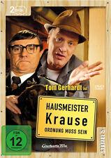 2 DVDs * HAUSMEISTER KRAUSE - STAFFEL 5 ~ Tom Gerhardt # NEU OVP