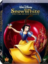Disney's Snow White and the Seven Dwarfs (DVD 2-disc) NEW!!