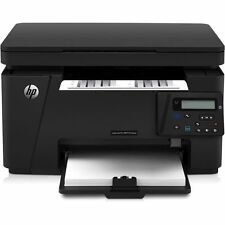 HP LaserJet Pro 100 MFP M126nw All in One Laser Printer Scanner Copier Wi-Fi
