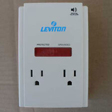 New Leviton 4900-P Surge Protected 6-Outlet Adapter 15 Amp 125VAC