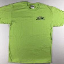 Vtg Wimberley Zipline Adventures Texas Graphic Men's T-Shirt, EUC, Medium