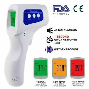 Berrcom JXB-178 No Contact Infrared Forehead Thermometer FDA and CE APPROVED