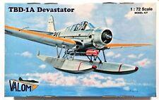 Douglas TBD-1A Devastator 1/72 Valom 72017 Rare!