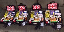 Lot of 4 Emergency Survival Kit Tornado Disaster Safety Kit Boating Camping Hunt